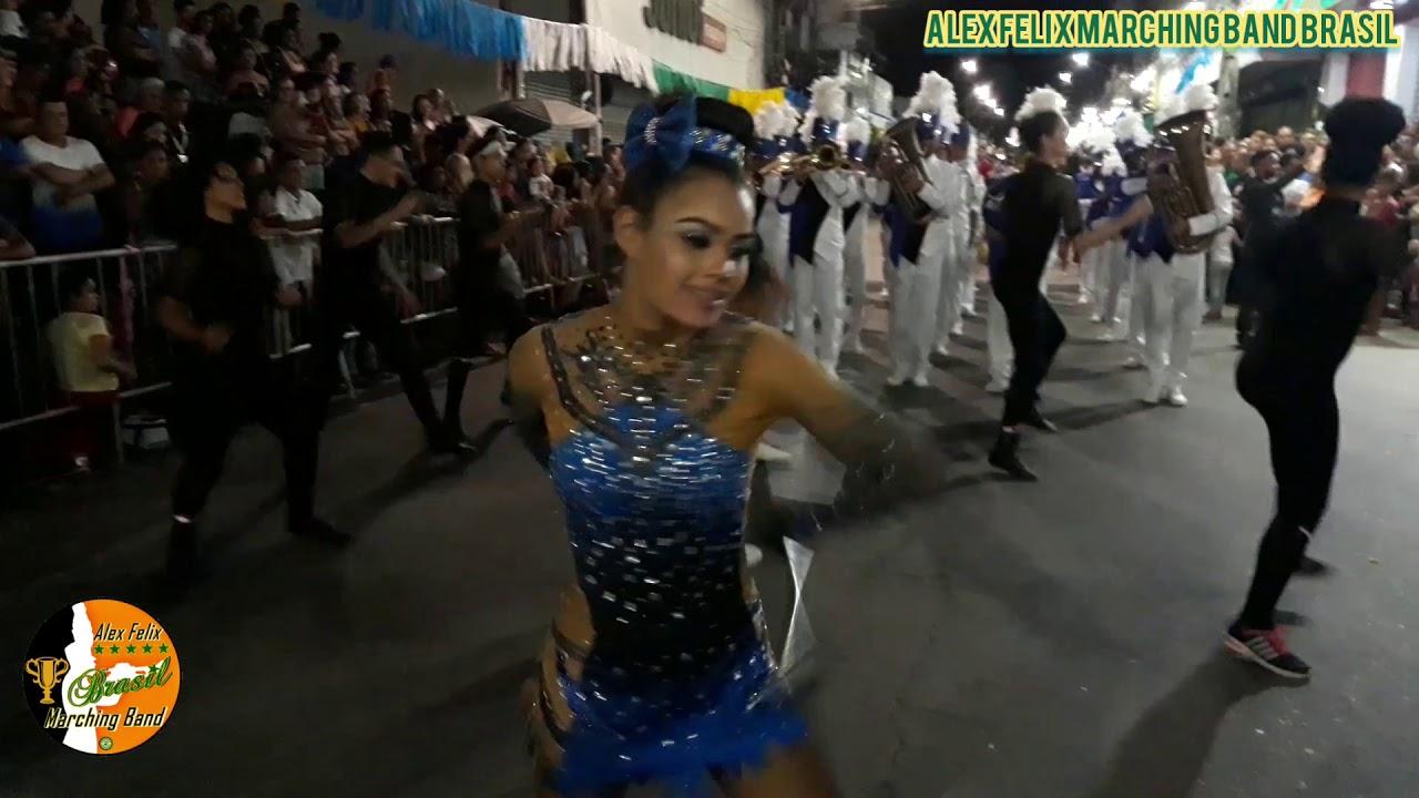 BANDA MARCIAL AUGUSTO LUCENA 2019 - DESFILE CÍVICO DE SÃO LOURENÇO DA MATA 2019 - #DESFILECIVICO2019