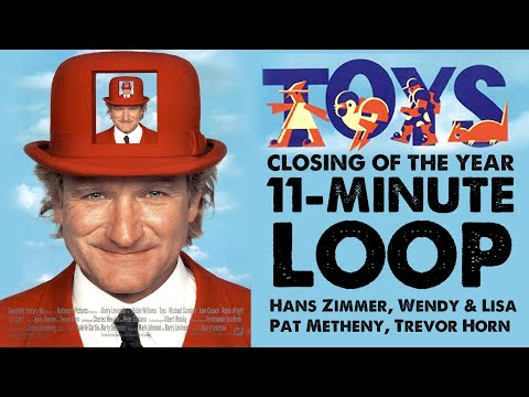 11minLoop Toys - The Closing of the Year
