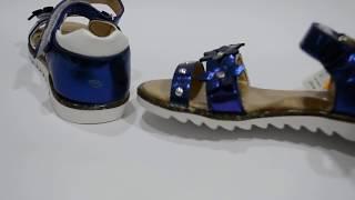 Детские кожаные босоножки Jong golf B1287-1 для девочек(, 2017-06-01T16:52:04.000Z)