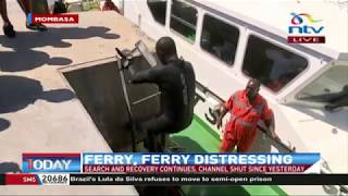 Likoni Ferry Tragedy: Private diver accused of stealing the show from govt