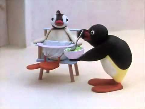 Pingu The Babysitter