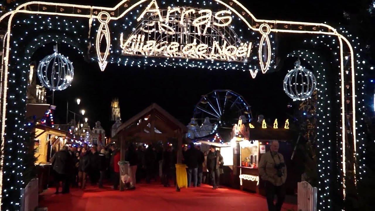 Village De Noël Du0027Arras
