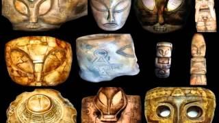 OVNIS - PIEDRAS EXTRATERRESTRES MAYAS 2 - MEXICO - DJ KENZE BEATS 432HZ.