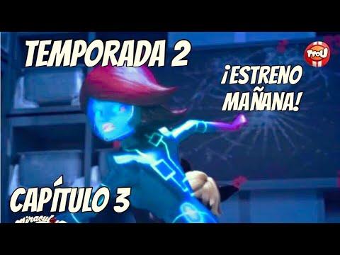 Miraculous ladybug temporada 2 cap tulo 3 estreno for Oficina de infiltrados temporada 3