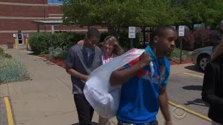 Wrongfully accused man freed from prison