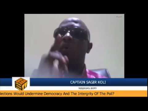Nigerian Army Captain Who Secretly Recorded Ekiti Rigging Plan Explodes