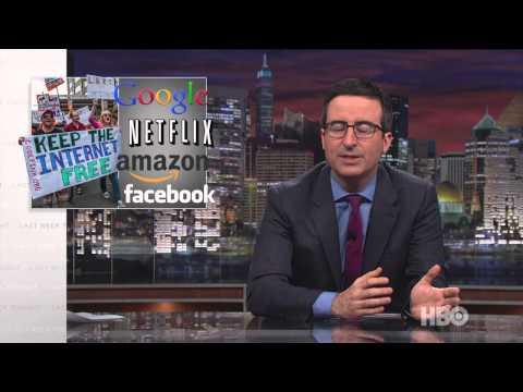 Activists and Corporations: Last Week Tonight with John Oliver (HBO)