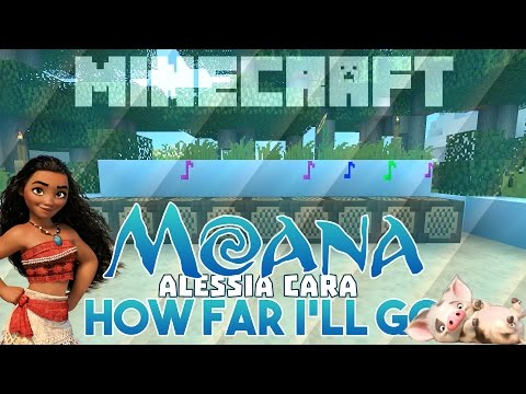 Alessia Cara - How Far I'll Go (Disney's Moana)...