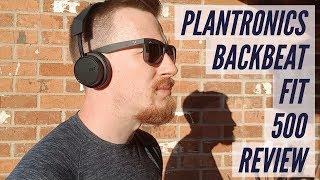 PLANTRONICS BACKBEAT FIT 500 Review | Henry Reviews