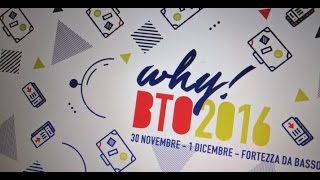 WHY! BTO 2016 - Inside Marketing