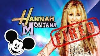 10 DISNEY STARS Who Got FIRED 🌟 Ft. Miley Cyrus,Pewdiepie,Mitchel Musso,Adrienne Bailon & More 🔥