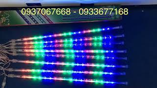 Đèn Led Sao băng chạy đuổi 8 thanh 5 tấc - Đèn Led trang trí ngày lễ