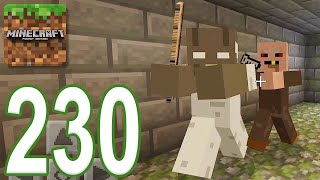 Minecraft: PE - Gameplay Walkthrough Part 230 - Granny Chapter Two (iOS, Android)