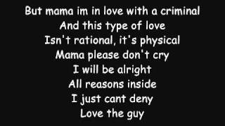 [Lyrics] Britney Spears - CRIMINAL