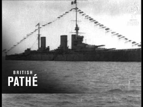 British Fleet (1910-1929)