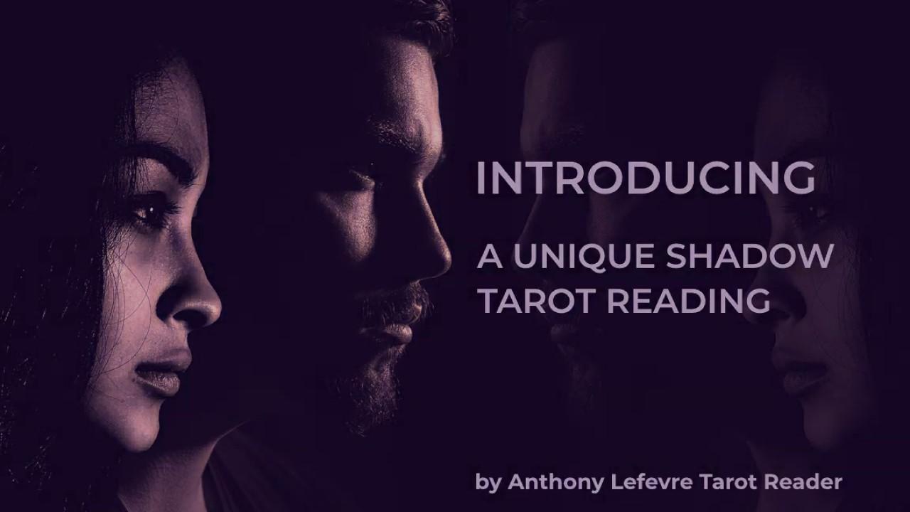 Anthony Lefevre   KL Tarot Reader