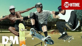 Tony Hawk on Pro Skater Remake, TSA, & Celeb Shredders | Ext. Interview | DESUS & MERO | SHOWTIME