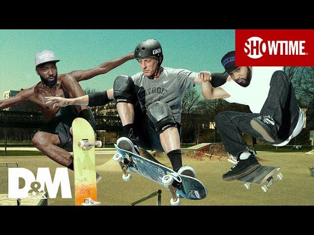 Tony Hawk on Pro Skater Remake, TSA, & Celeb Shredders | Ext. Interview | DESUS & MERO | SHOWTIME