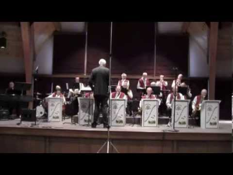 Bill Callen's Pikes Peak New Horizons Band - Swingmasters Jazz Band 11/23/13-1