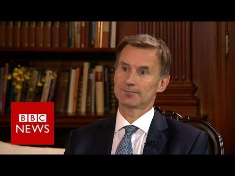 Jeremy Hunt Defends UK-Saudi Ties After Yemen Bus Deaths - BBC News