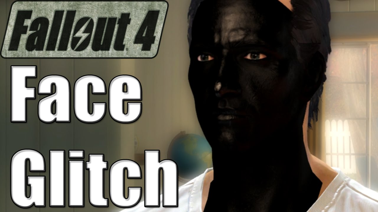 FACE GLITCH | Fallout 4 - How To Fix