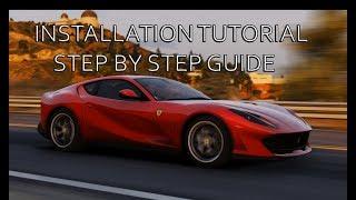 GTA 5 Mod   2018 Ferrari 812 Superfast [Add-on/Replace] - INSTALLATION TUTORIAL