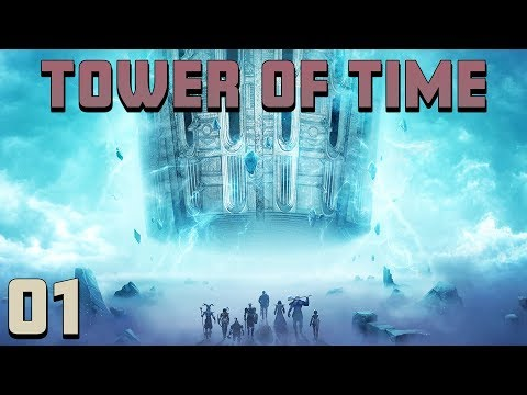 Let's Try: Tower of Time - Tactical Dungeon Crawler RPG - Part 1