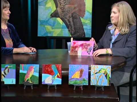 Bird Art, Amanda Krauss Interview