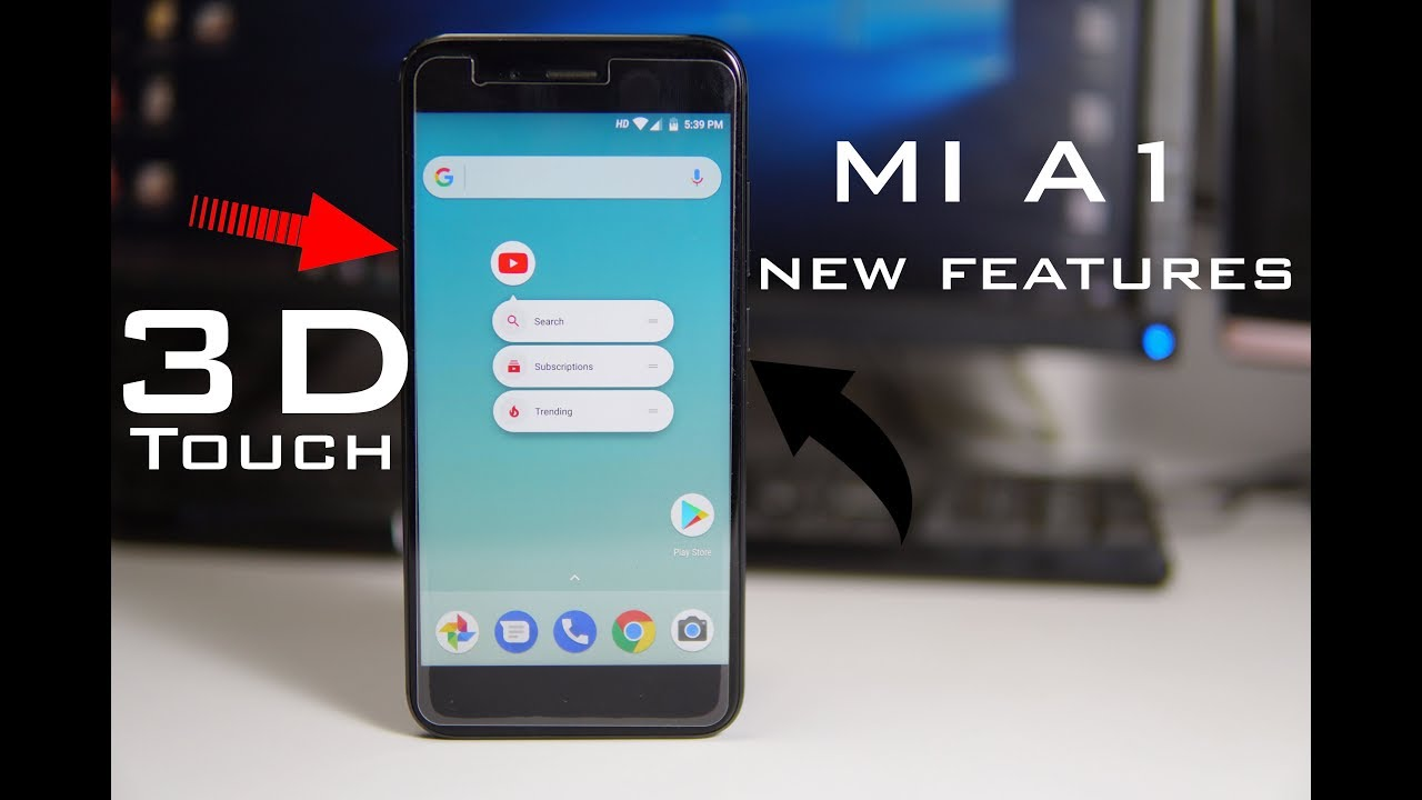 Xiaomi Mi A1 New Features, Top Features