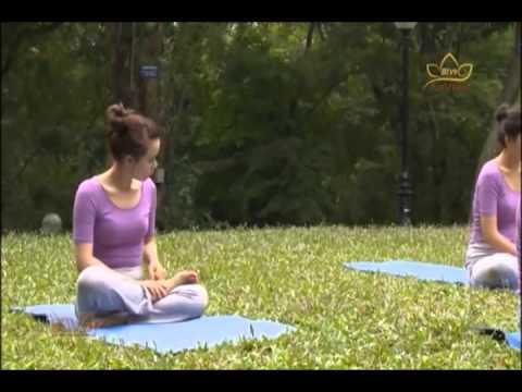 Các động tác xoa bóp và thư giãn sau mỗi bài tập Yoga