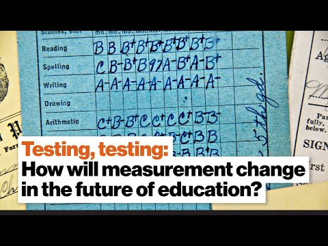 Testing, testing: How will measurement change in the future of education? | Darrell Bradford