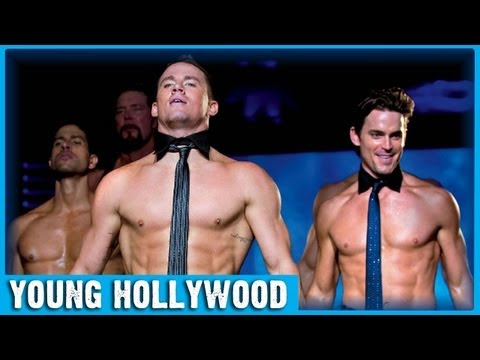MAGIC MIKE - Channing Tatum, Matt Bomer - OFFICIAL TRAILER (HD) Travel Video