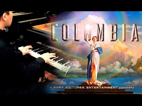 Columbia Pictures Theme Song  (Cover By Pavel Piano)