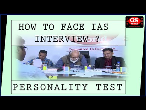 Personality Test by GS World Part - 2
