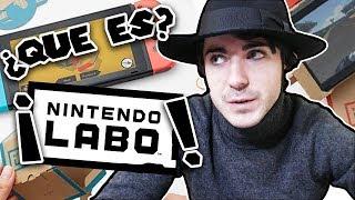 NINTENDO LABO ES UN ERROR ENORME?? - Nintendo Switch (OPINIÓN)