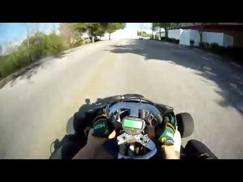 125cc Shifter Kart Killing it