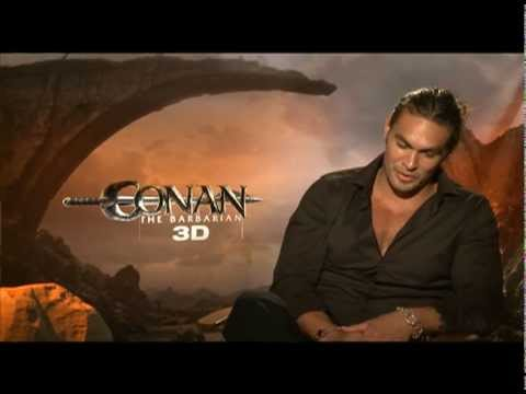 Jason Momoa Conan Workout