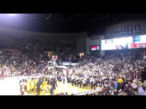 Umass Mullins Center sold-out vs VCU