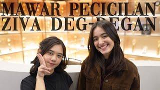 Kehebohan Rekaman Project Tanya Hati - Mawar de Jongh | VLOG with Ziva Magnolya