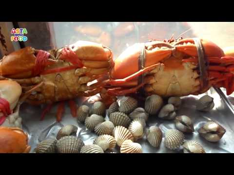 Indonesia Sea Food Stews Green Clams! [Eng Subtitle] - Happy Indonesia