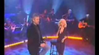 Andrea Bocelli, Cristina Aguilera  -  Somos Novios  (English Subtitles)