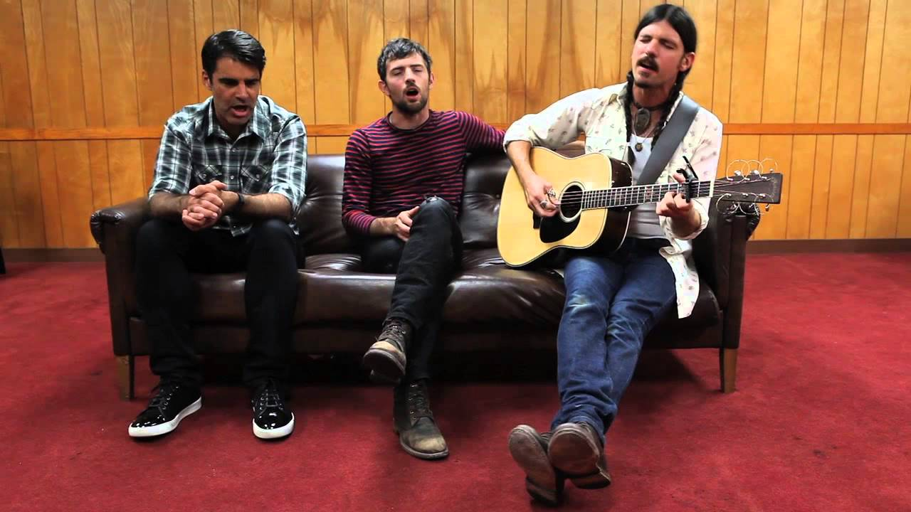 The Avett Brothers Sing In The Garden