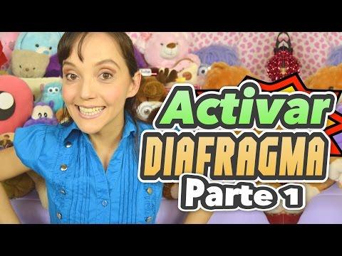 COMO CANTAR CON EL DIAFRAGMA Y NO CON LA GARGANTA - PARTE 1 - Clases de CANTO 14