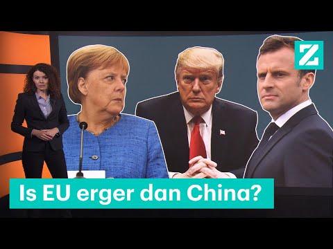 Heeft Trump gelijk: is EU erger dan China? • Z zoekt uit
