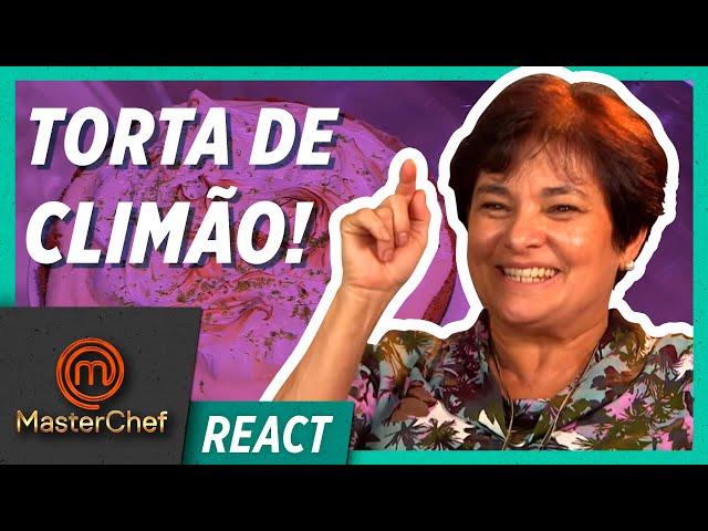 MASTERCHEF BRASIL REACT: MAS EU NÃO CHOREI!