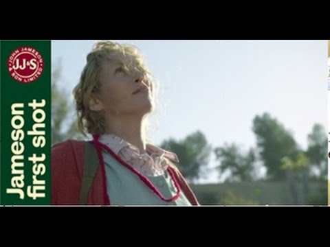 Uma Thurman in † Jump † : Jameson First Shot 2014