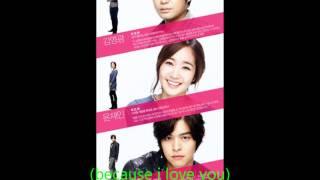 Gambar cover Who You Are To Me - Hyorin (Sistar) -- Glory Jane OST man of honor-lyrics