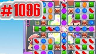 Candy Crush Saga Level 1096 NEW | Complete!
