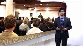 2013-12-09 MTA Journal - Tag der offenen Tür, Muslime spenden Blut, Friedenskonferenz