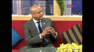 Sujith Weerasingh Olympic Hero on CSN TV Channel in Sri Lanks 1 November 2012